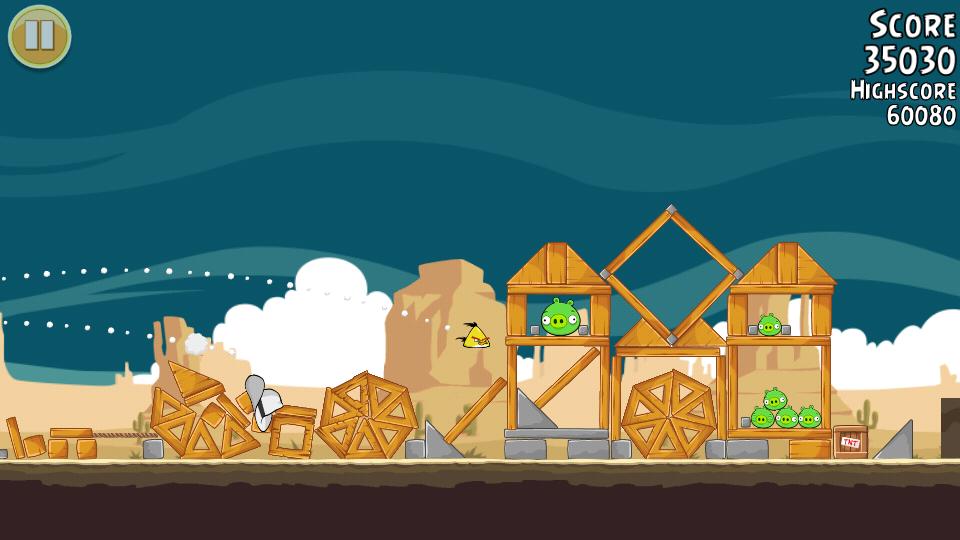 Angry Birds скачать