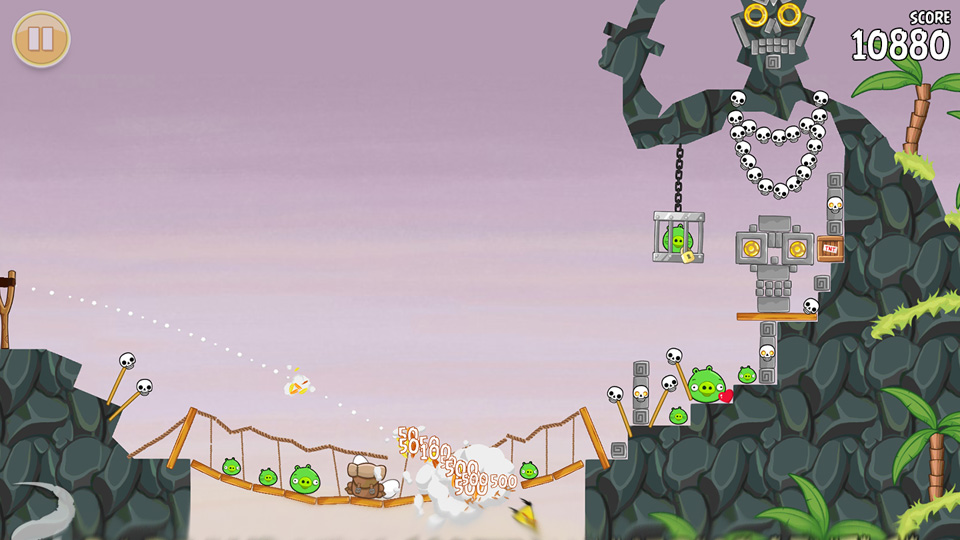 Angry Birds Seasons скачать