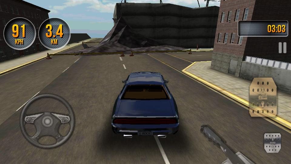 Car Simulator 3D 2014 скачать
