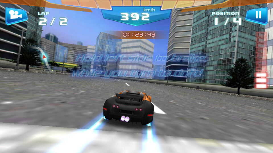 Fast Racing скачать