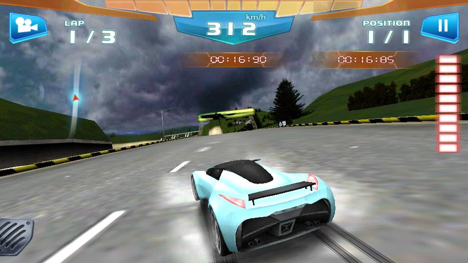 Fast Racing на телефон