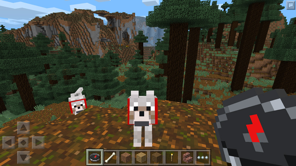 Minecraft - Pocket Edition на андроид
