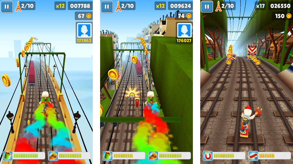 Subway Surfers скачать