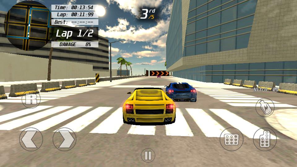 3D Street Racing 2 на телефон