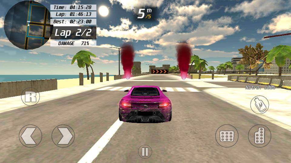 3D Street Racing 2 скачать