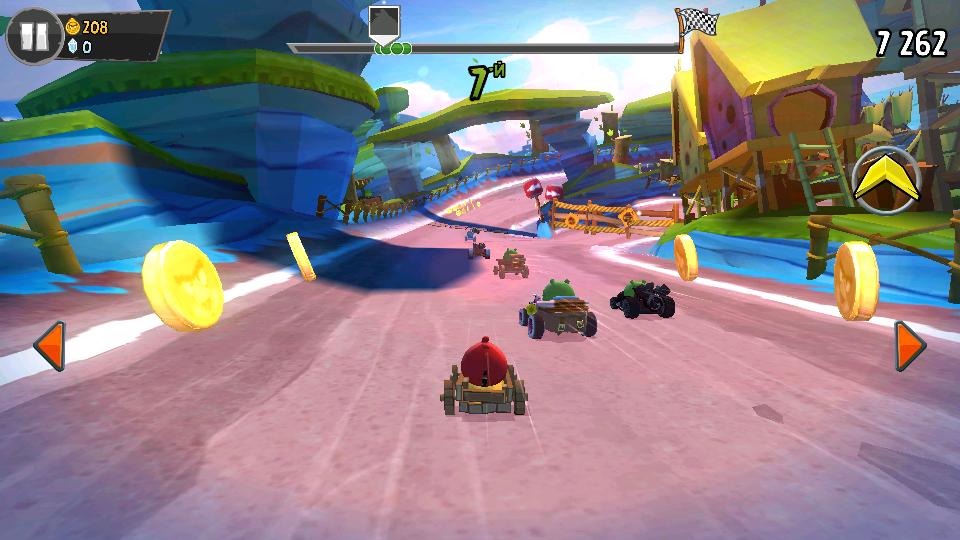 Angry Birds Go! скачать