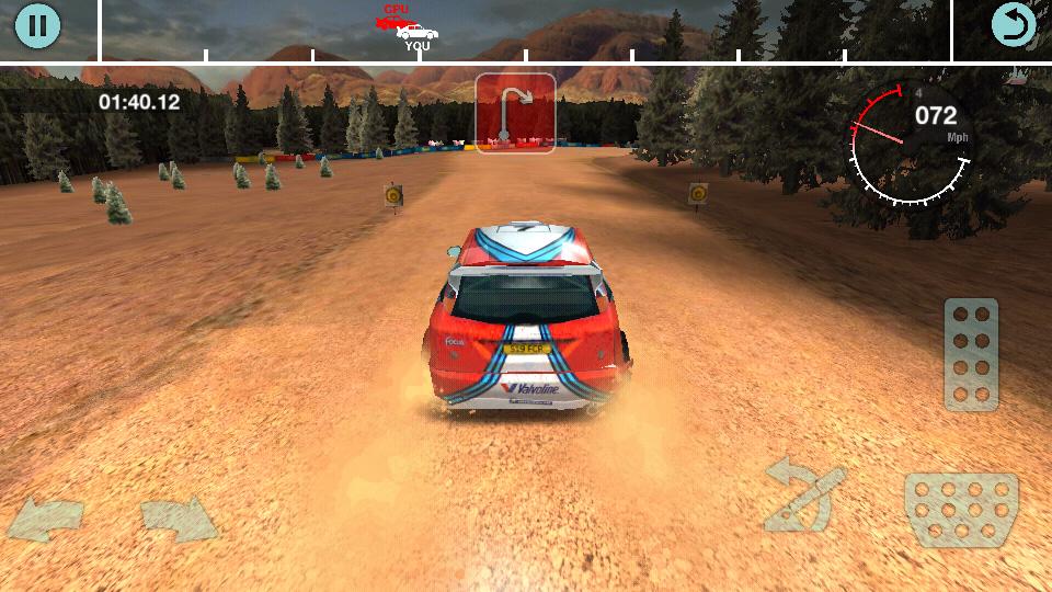 Colin McRae Rally на телефон