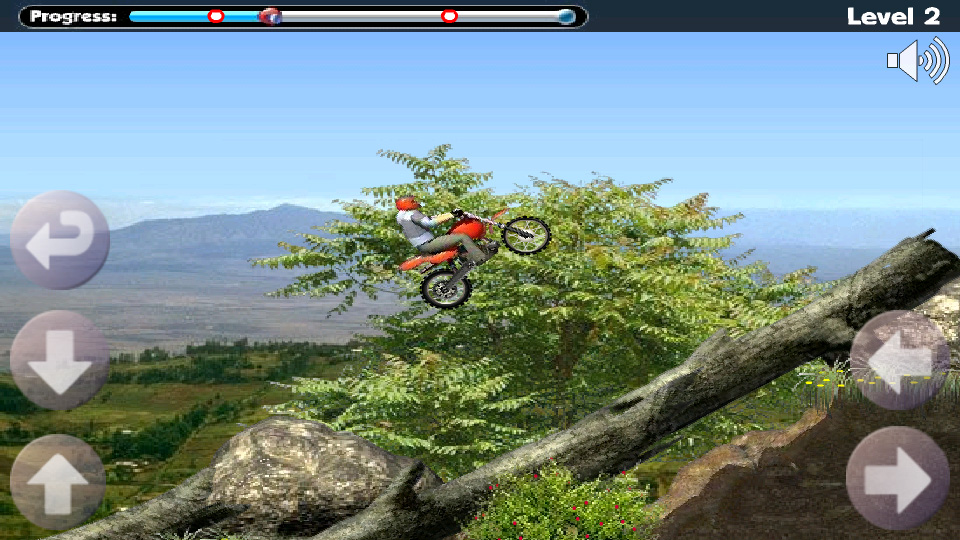 Mountain Bike: Racing Moto на андроид