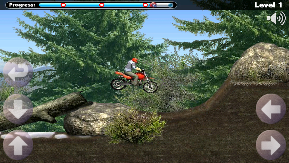 Mountain Bike: Racing Moto на телефон