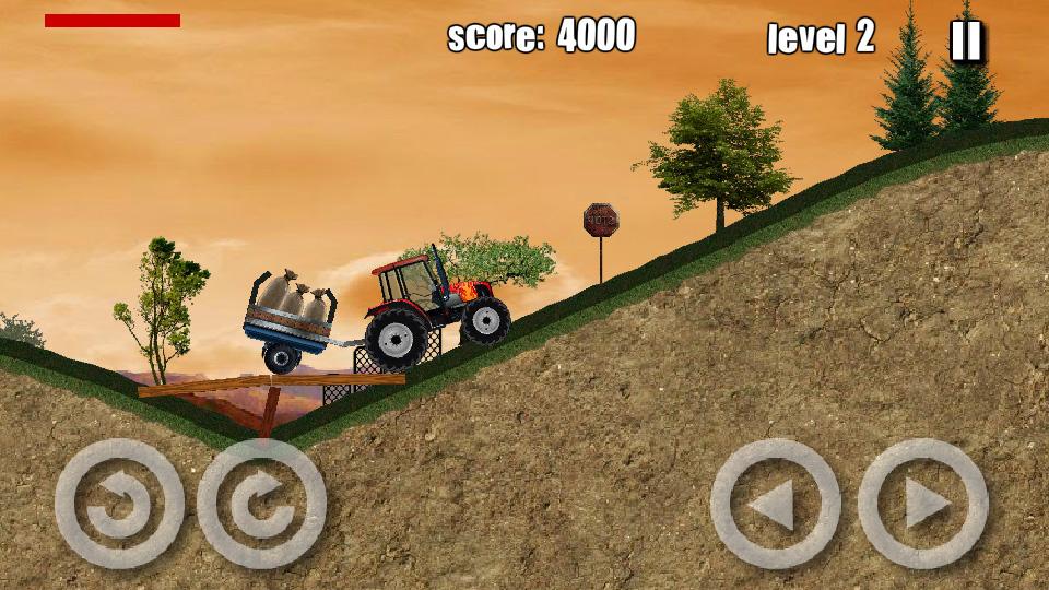Tractor Mania на андроид