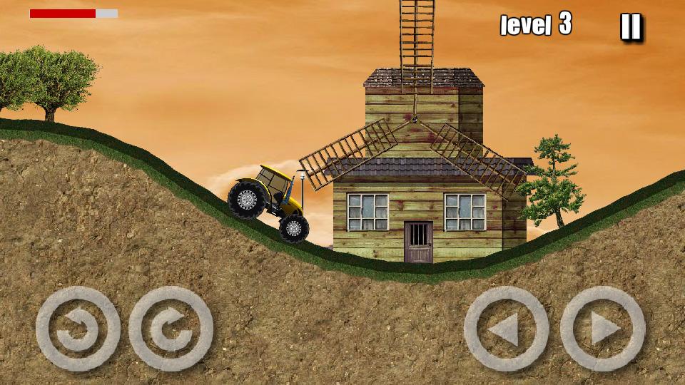 Tractor Mania на телефон