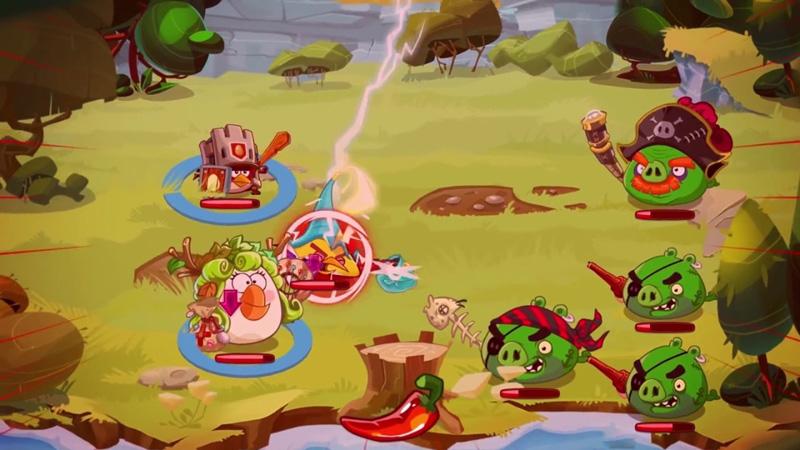 Angry Birds Epic скачать