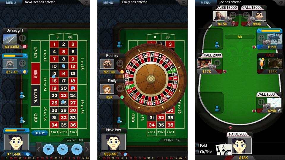 Big Fish Casino на телефон