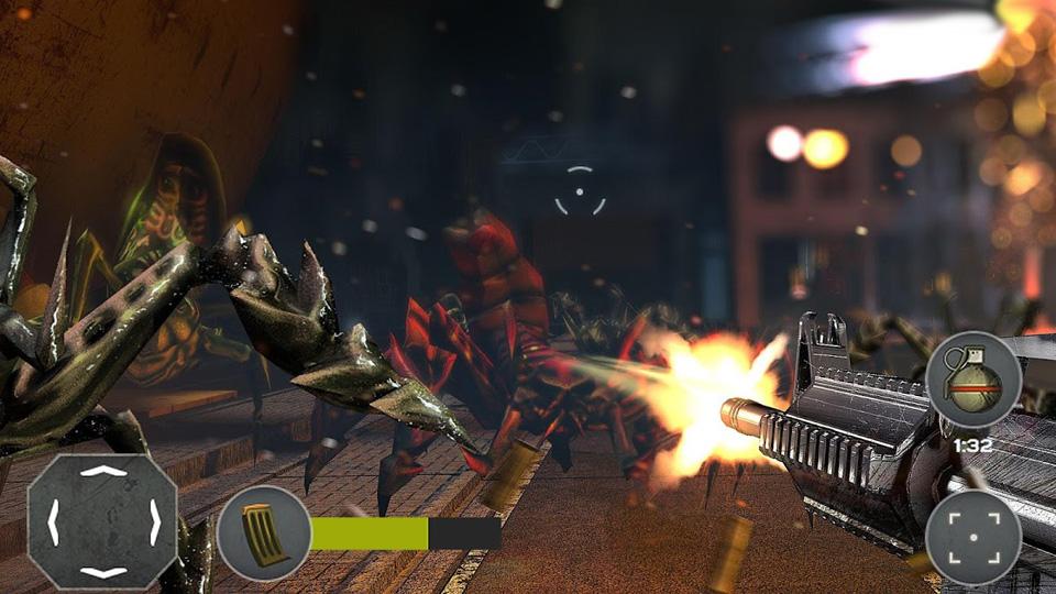 Call of Dead: Duty Trigger 14 на андроид