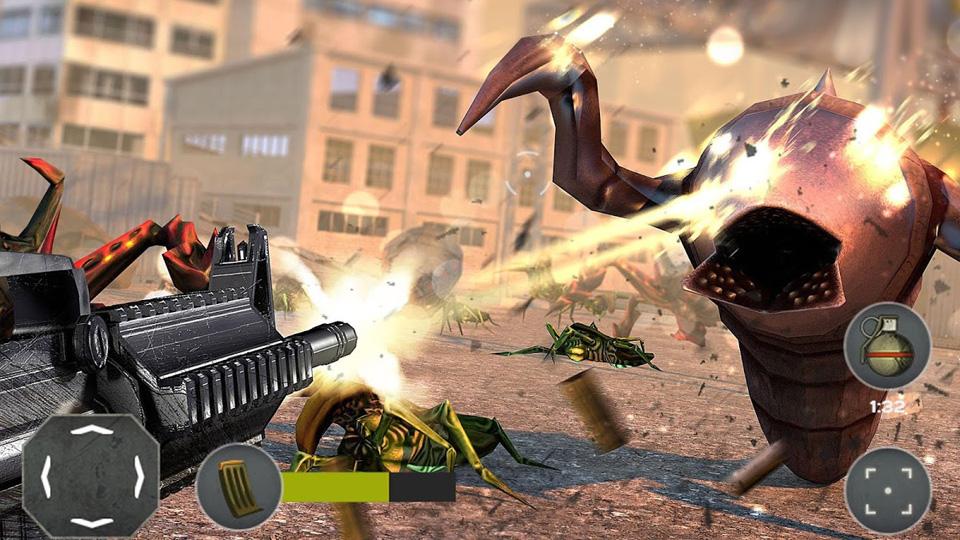 Call of Dead: Duty Trigger 14 на телефон