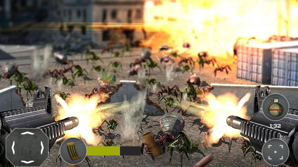 Call of Dead: Duty Trigger 14 скачать
