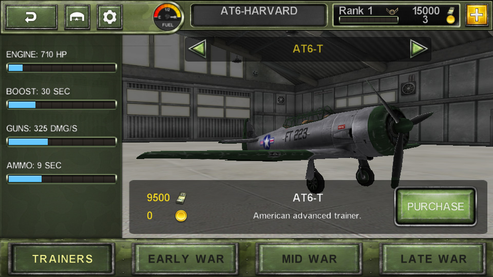 FighterWing 2 Flight Simulator скачать