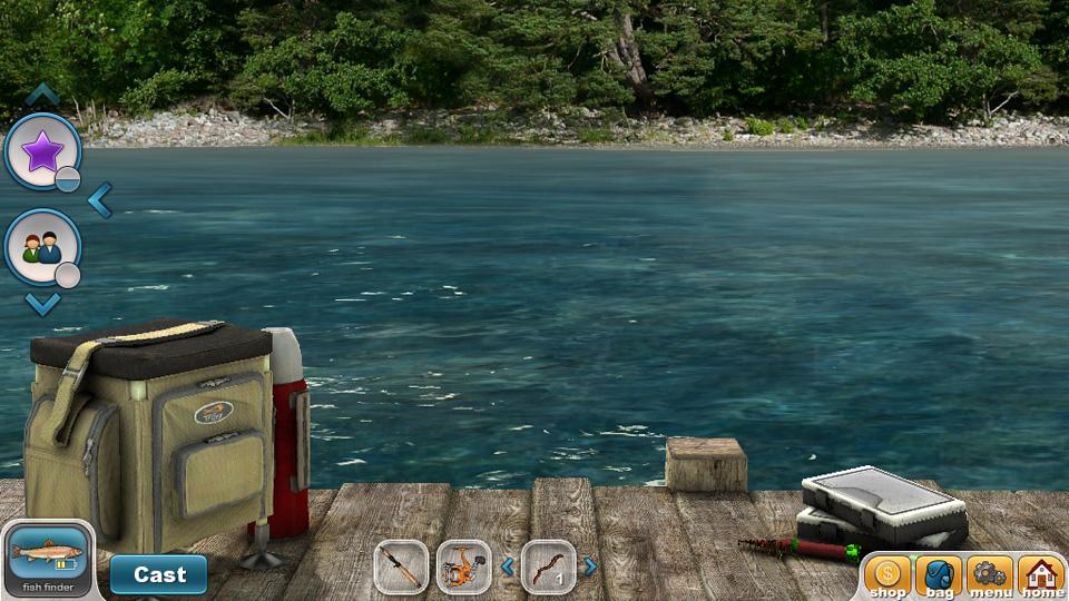 Fishing Paradise 3D на андроид