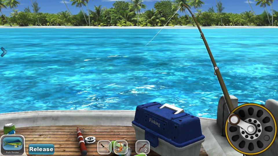 Fishing Paradise 3D скачать