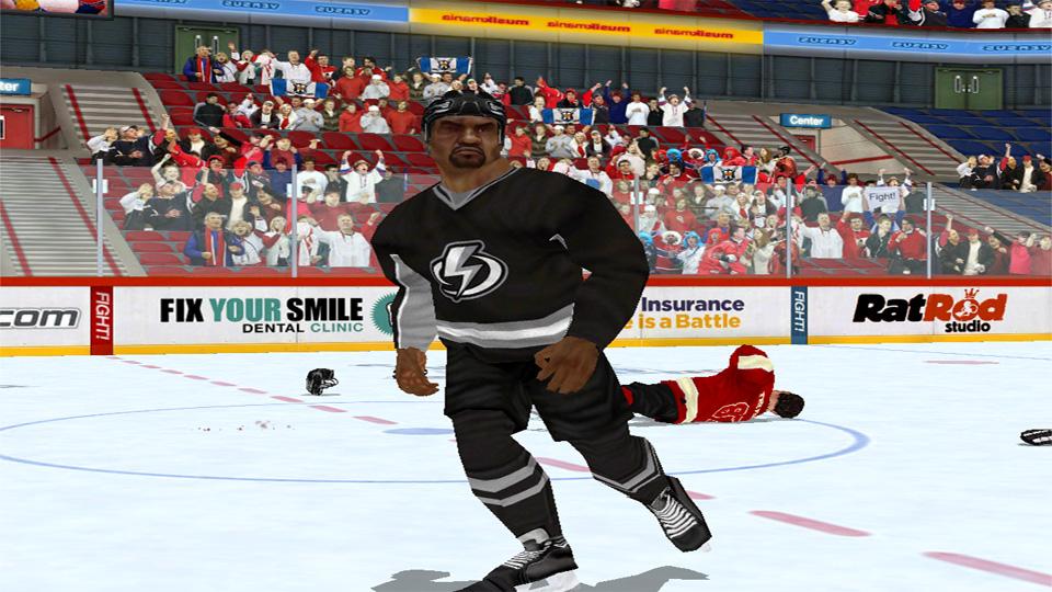 Hockey Fight Pro на телефон