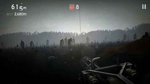 Зомби в тумане скачать