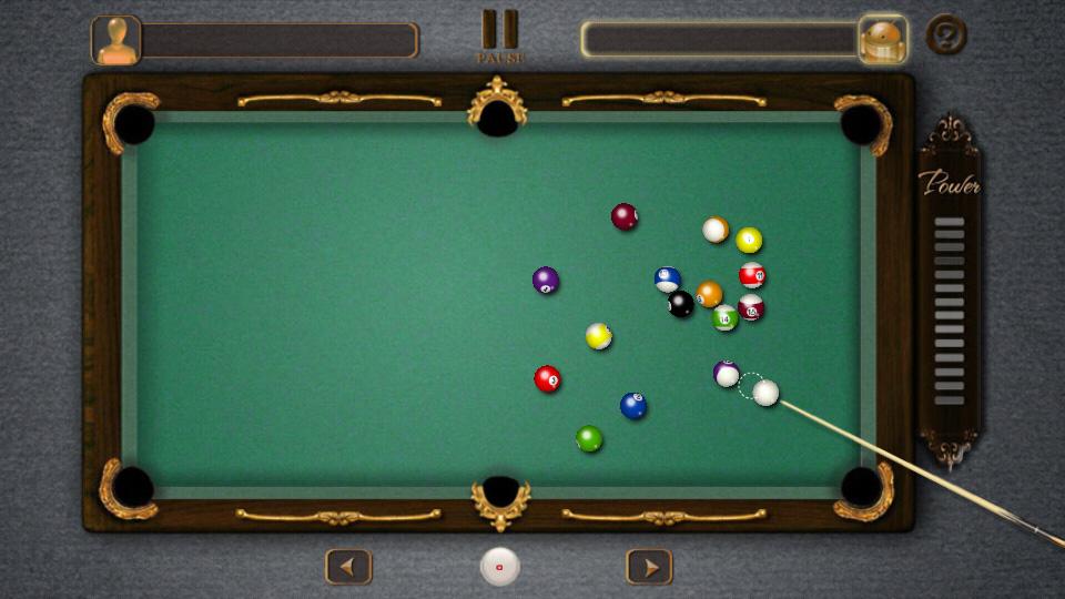 Бильярд - Pool Billiards Pro на андроид
