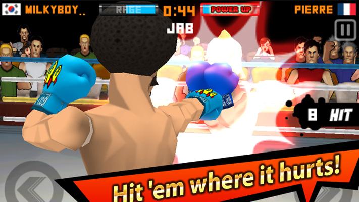 Punch Hero на телефон