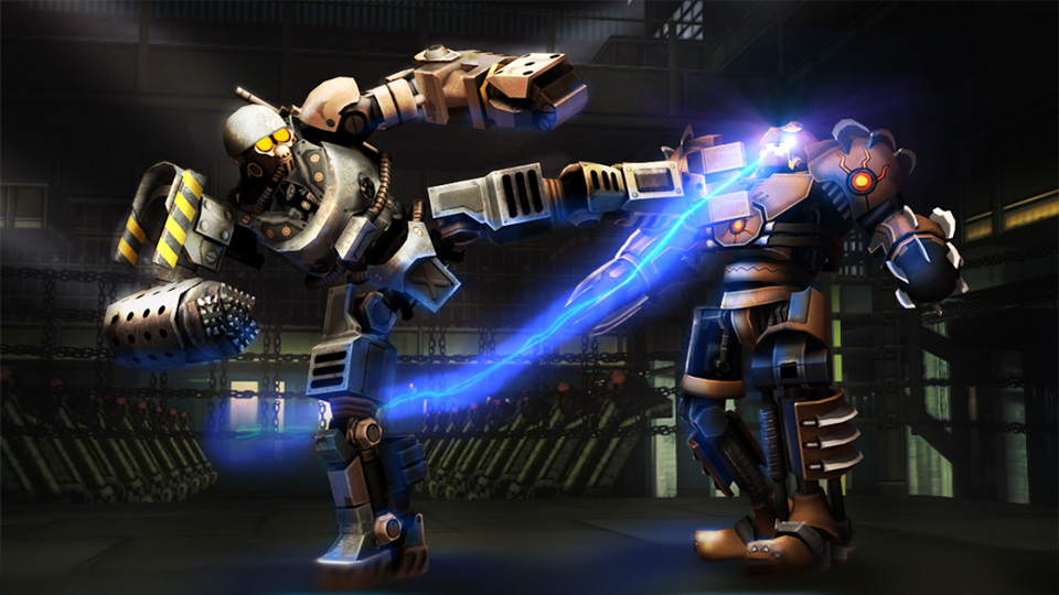 Real Steel World Robot Boxing на андроид