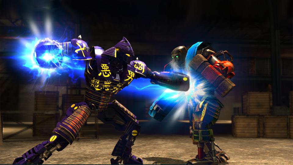 Real Steel World Robot Boxing скачать