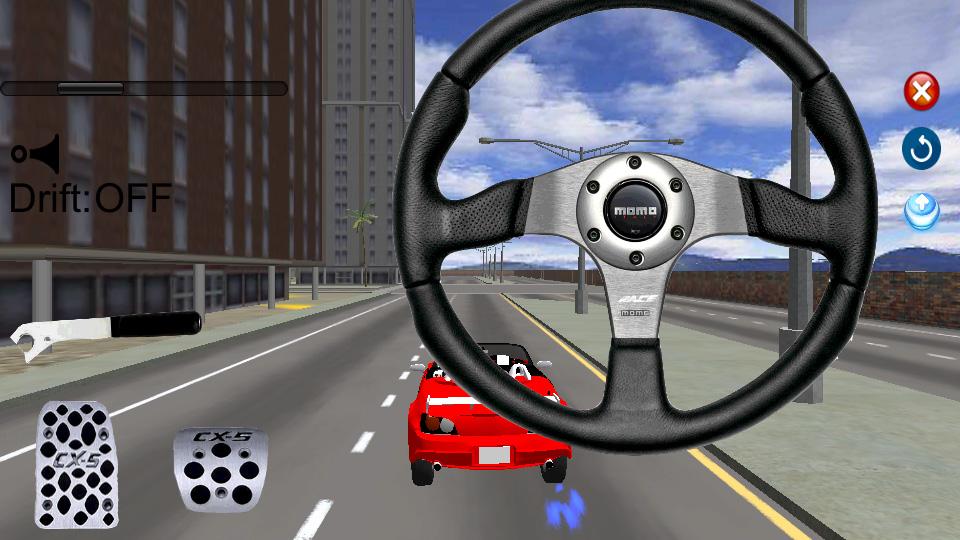 Sahin Honda Drift на андроид