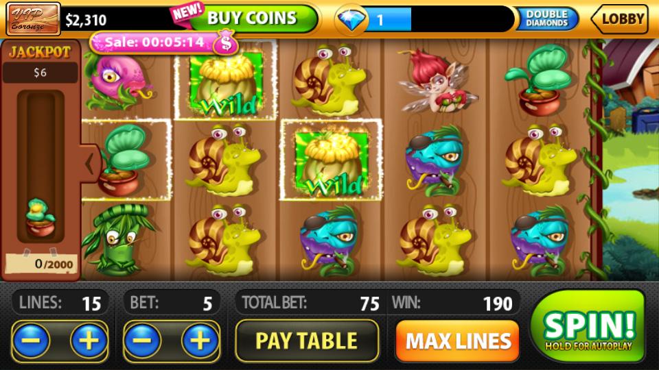 Slots - Big Win Casino на андроид