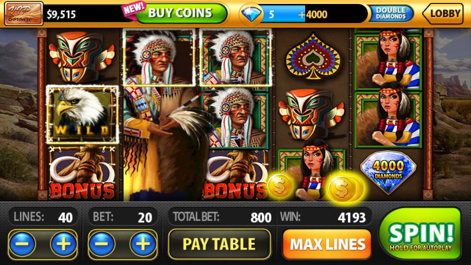 Slots - Big Win Casino на телефон