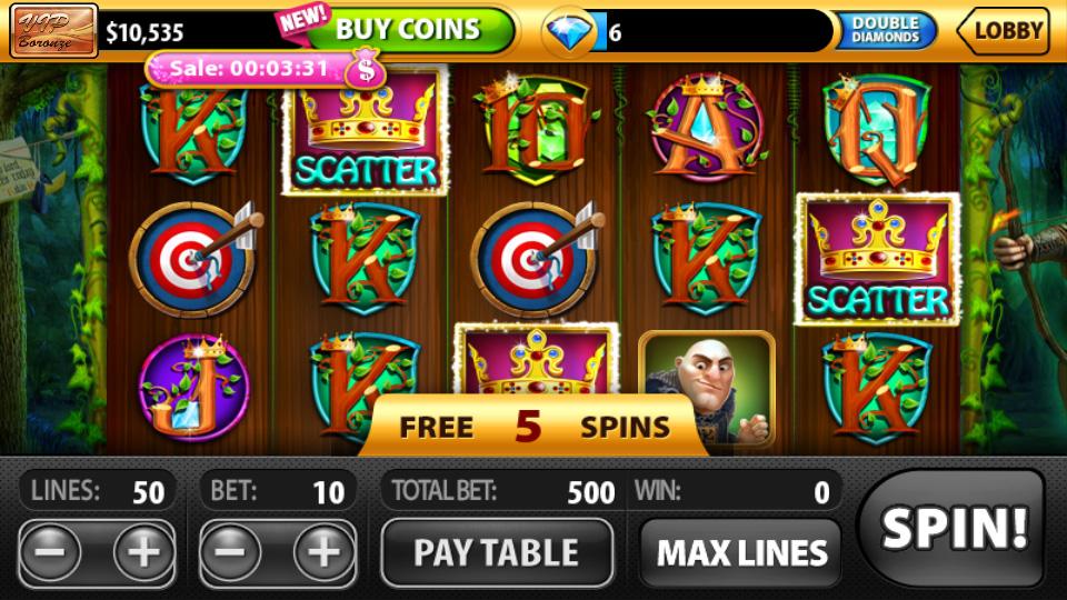 Slots - Big Win Casino скачать