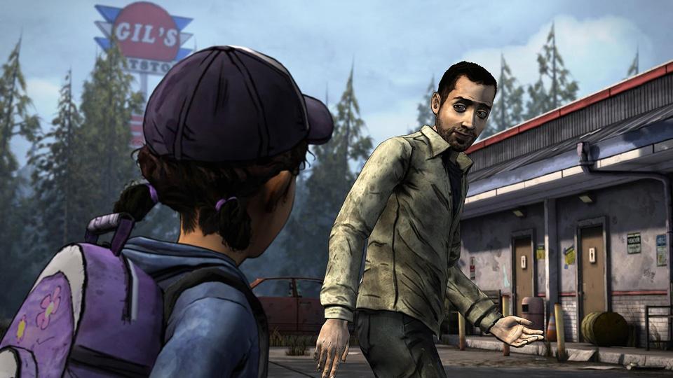 The Walking Dead: Season Two на андроид