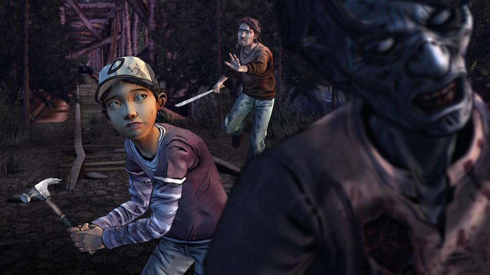 The Walking Dead: Season Two на телефон