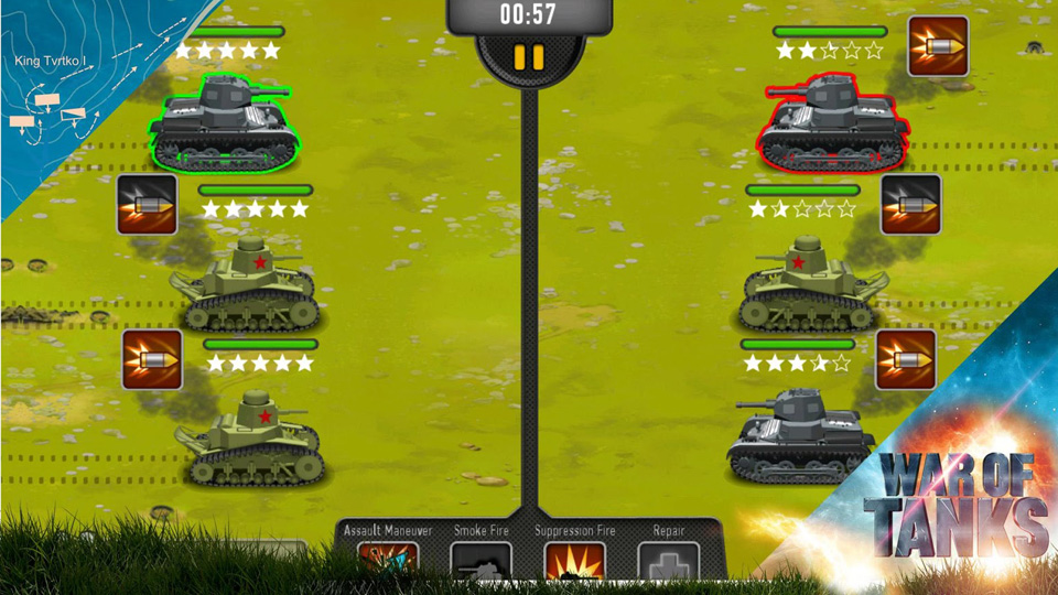 Война Мир танков 2 - play-apk.net