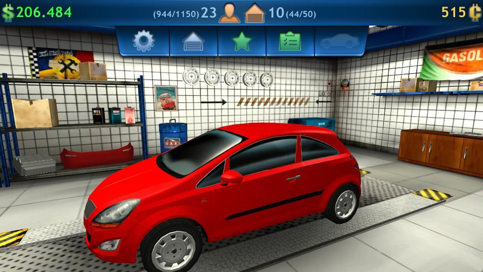 Car Mechanic Simulator 2014 на андроид