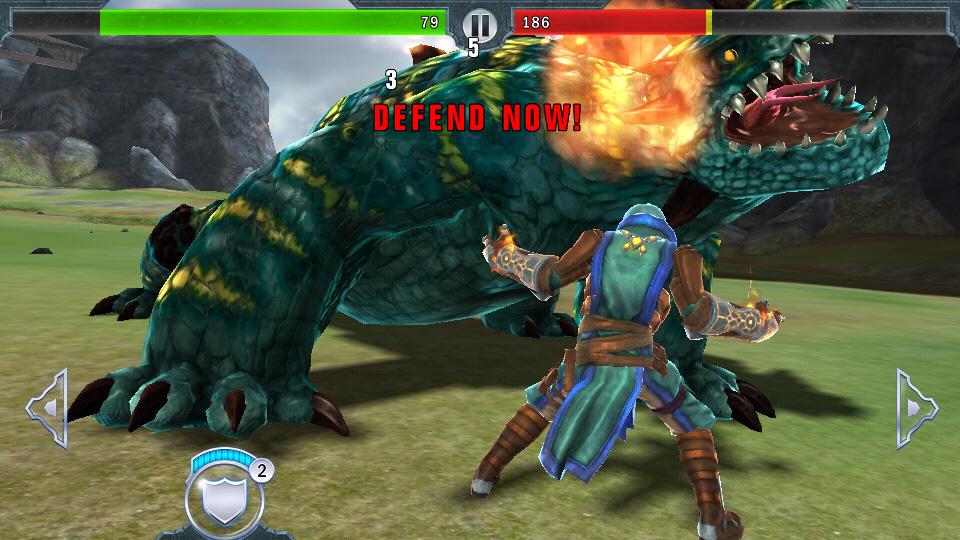Dragon Slayer на андроид