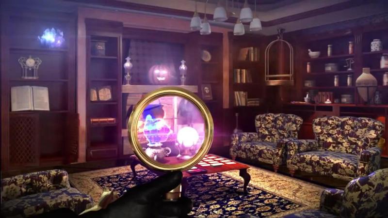 Загадочный Дом на андроид