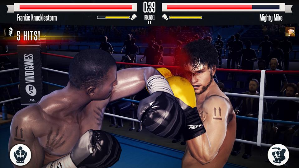 Real Boxing скачать