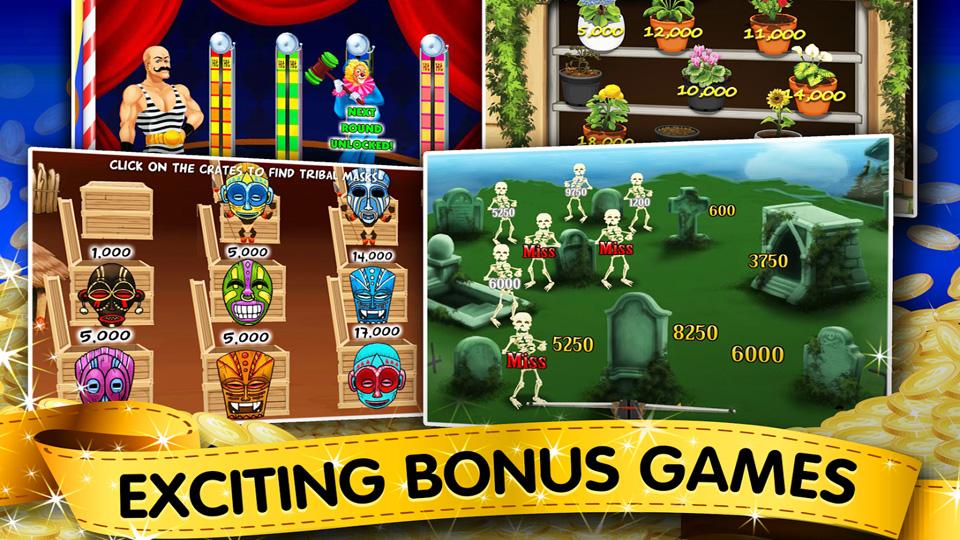 Игровые автоматы Slot Galaxy на андроид