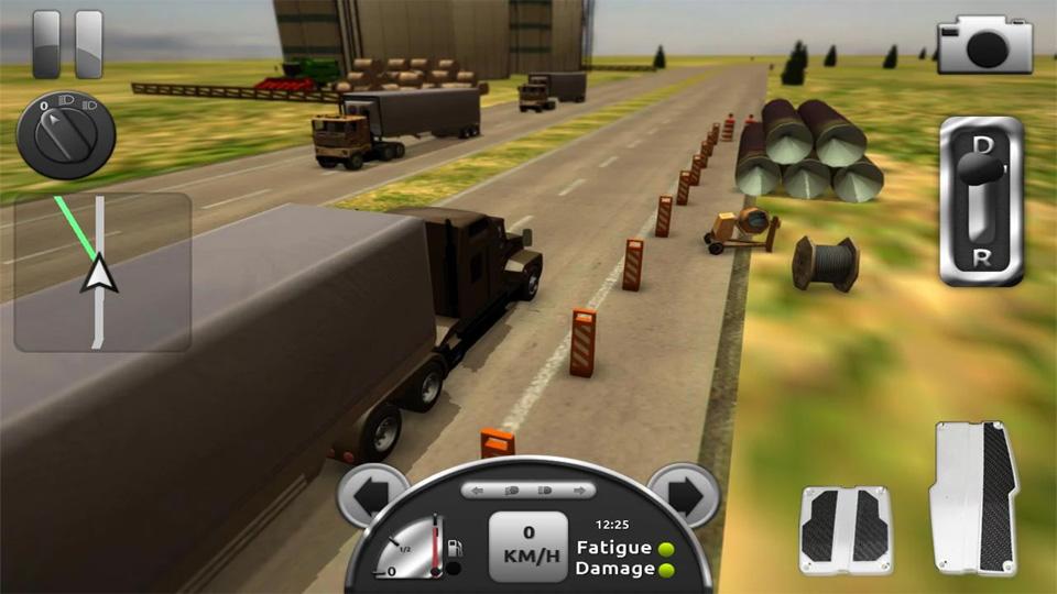 Truck Simulator 3D скачать