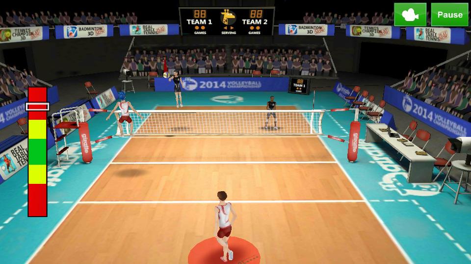 Volleyball Champions 3D 2014 скачать
