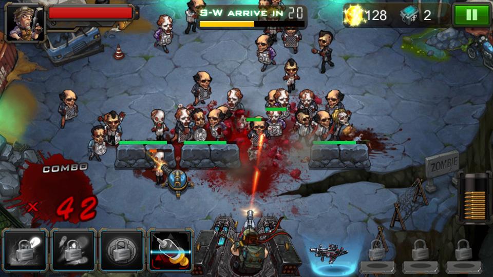 Zombie Evil 2 на андроид