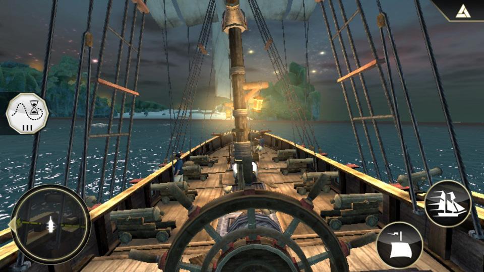Assassin's Creed Pirates на андроид