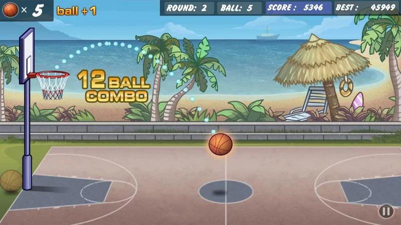 Basketball Shoot на андроид