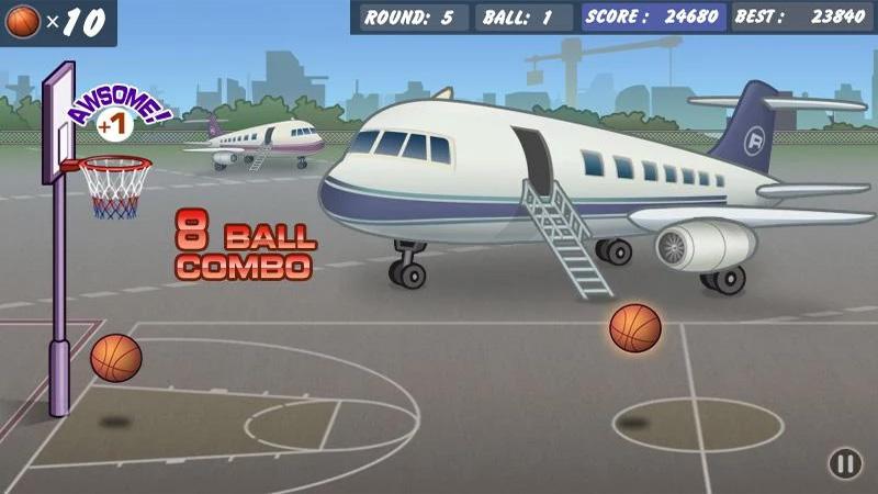 Basketball Shoot скачать