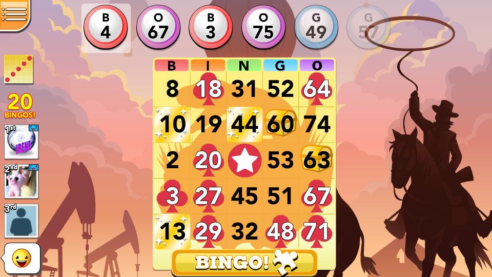 Bingo Blitz на андроид