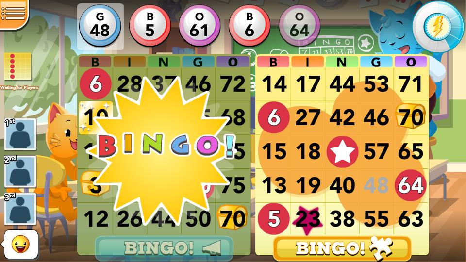 Bingo Blitz на телефон