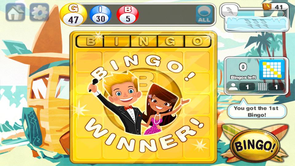 Бинго! на телефон